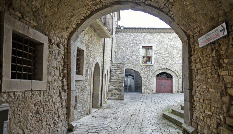 Il borgo di San Marco dei Cavoti